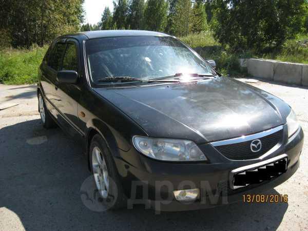 Mazda 323F, 2001 год, 190 000 руб.