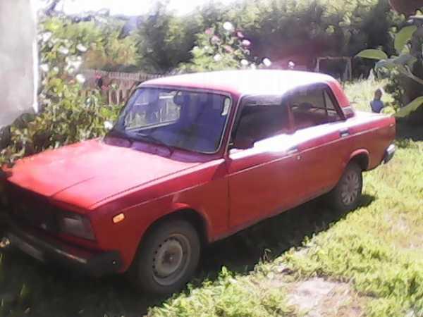 Лада 2107, 1984 год, 35 000 руб.