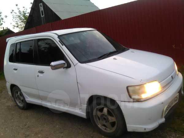 Nissan Cube, 1998 год, 110 000 руб.