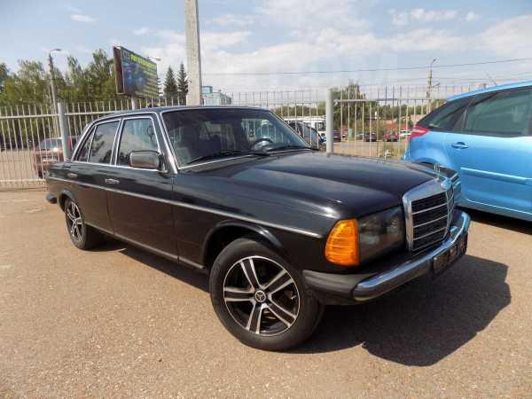 Mercedes-Benz E-Class, 1982 год, 170 000 руб.