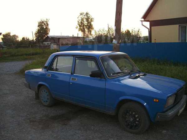 Лада 2107, 1999 год, 61 000 руб.