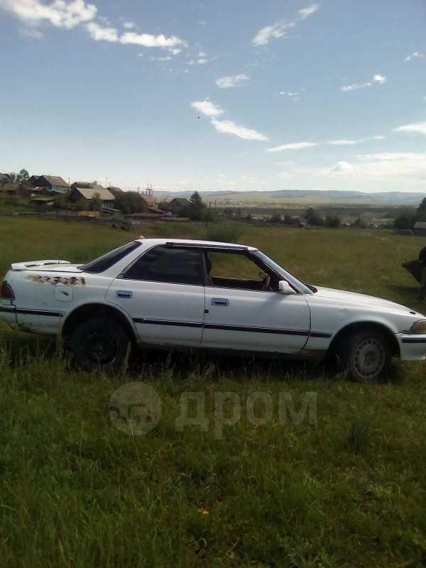 Toyota Mark II, 1989 год, 65 000 руб.