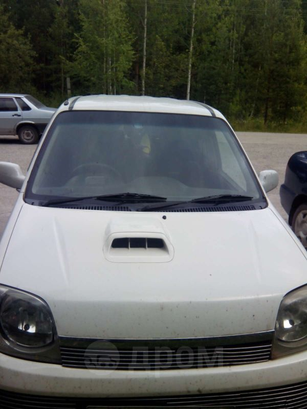 Suzuki Kei, 2001 год, 130 000 руб.