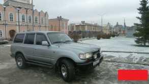 Томск Land Cruiser 1993