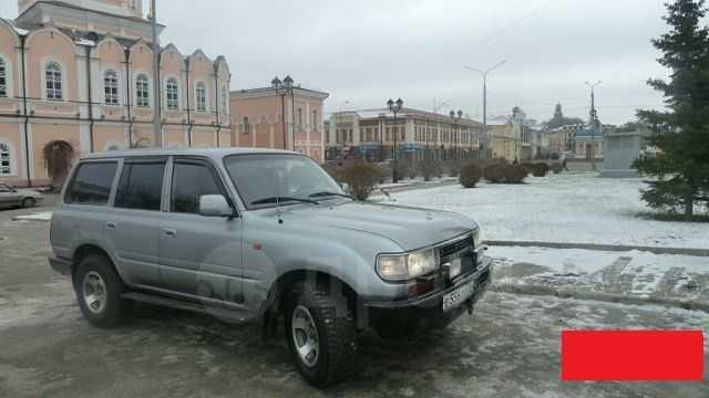 Toyota Land Cruiser, 1993 год, 800 000 руб.