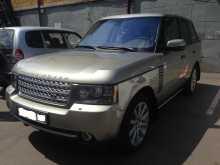 Иркутск Range Rover 2011