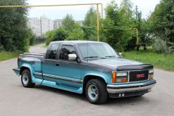 Нижний Новгород GMC Sierra 1993