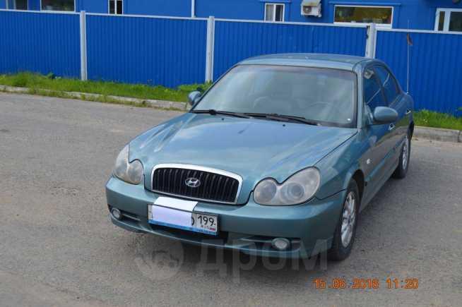 Hyundai Sonata, 2003 год, 220 000 руб.