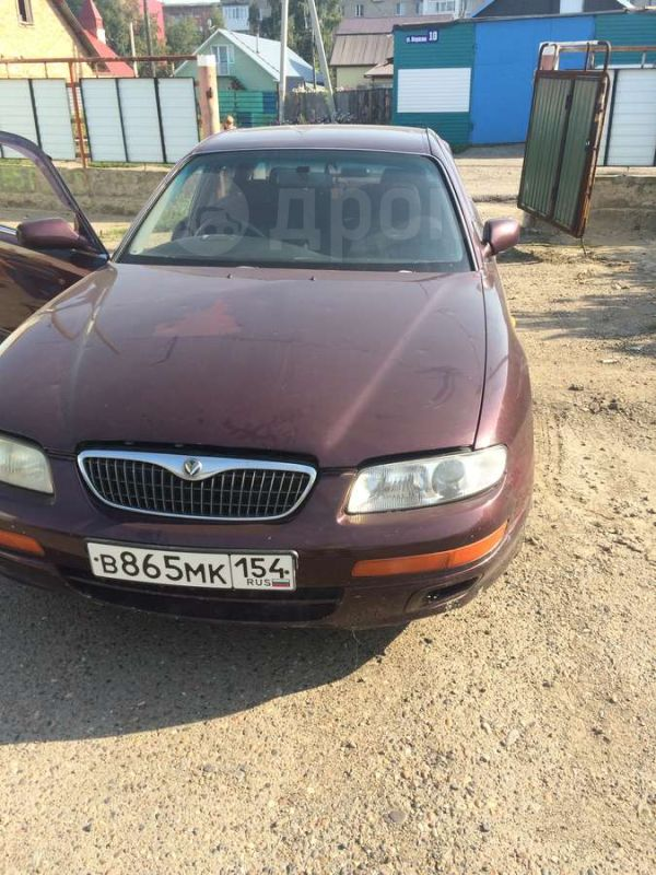 Mazda Eunos 800, 1996 год, 165 000 руб.