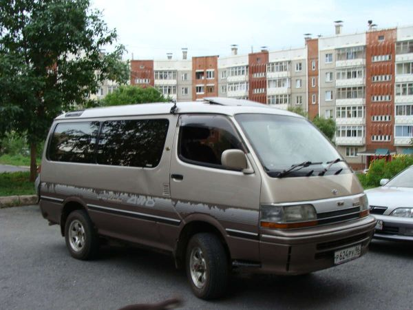 Toyota Hiace, 1992 год, 280 000 руб.