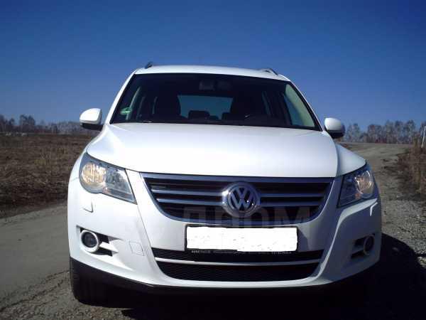Volkswagen Tiguan, 2008 год, 680 000 руб.
