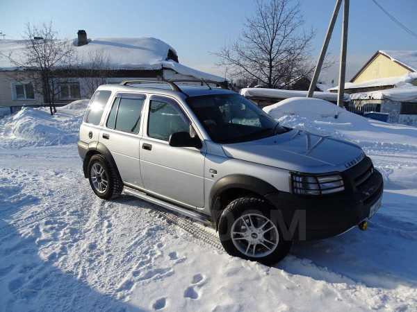 Land Rover Freelander, 2002 год, 400 000 руб.