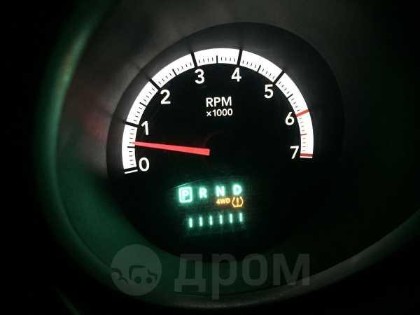 Dodge Nitro, 2007 год, 880 000 руб.