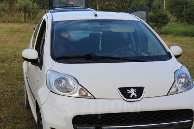 Peugeot 107, 2011 год, 310 000 руб.