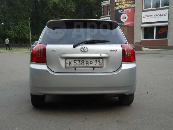 Toyota Corolla Runx, 2003 год, 295 000 руб.