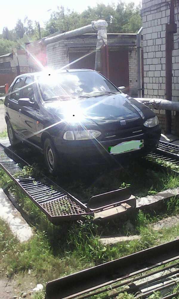 Fiat Palio, 2001 год, 110 000 руб.