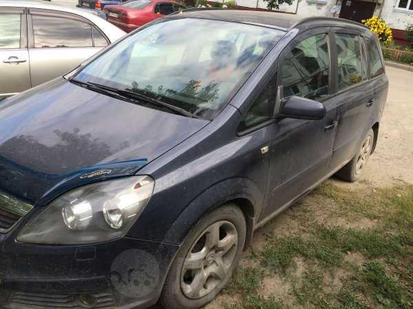 Opel Zafira, 2007 год, 430 000 руб.