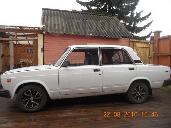 Лада 2107, 1999 год, 55 000 руб.