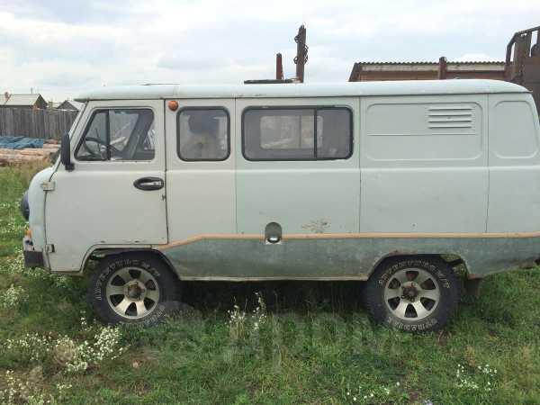 УАЗ Буханка, 2002 год, 210 000 руб.