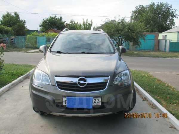 Opel Antara, 2008 год, 605 000 руб.