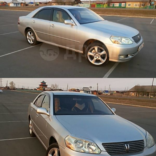 Toyota Mark II, 2001 год, 360 000 руб.