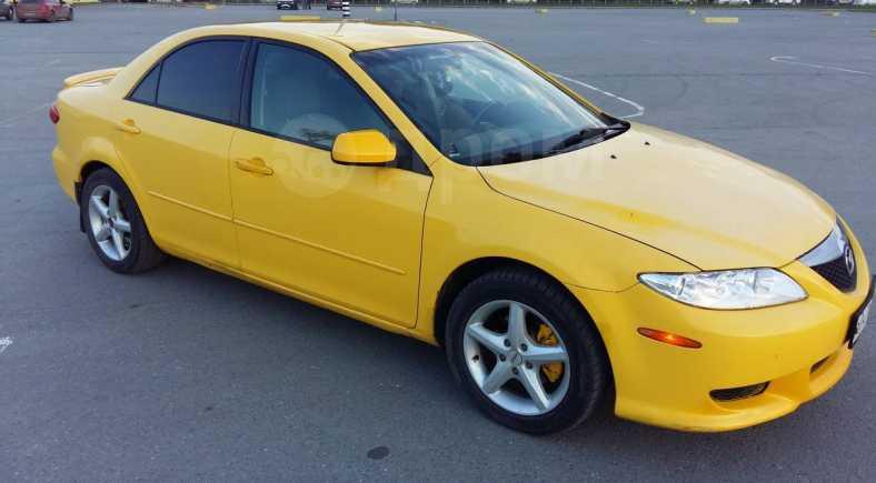 Mazda Mazda6, 2003 год, 325 000 руб.