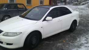 Новосибирск Mazda6 2004