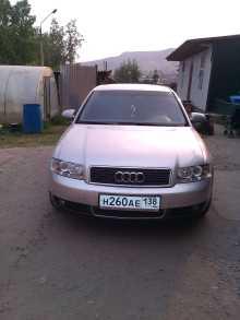 Усть-Кут A4 2001