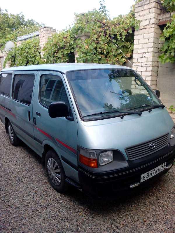 Toyota Hiace, 2002 год, 400 000 руб.