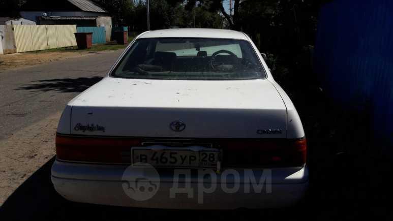 Toyota Crown, 1995 год, 65 000 руб.