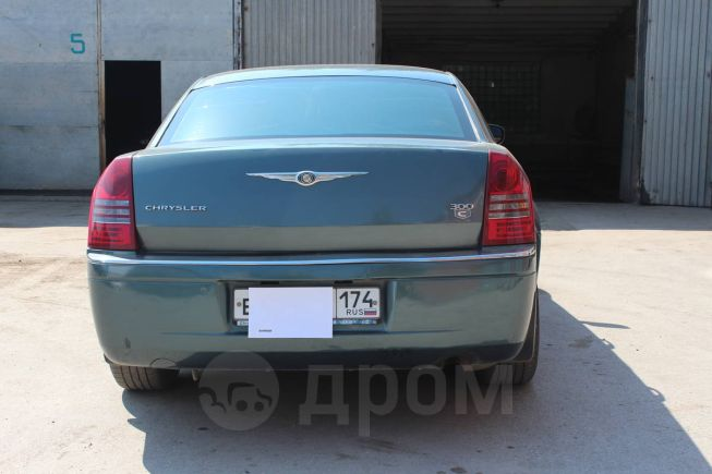Chrysler 300M, 2006 год, 500 000 руб.