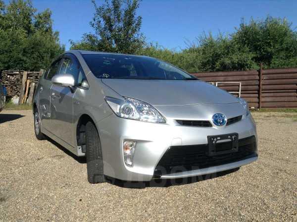 Toyota Prius, 2013 год, 845 000 руб.