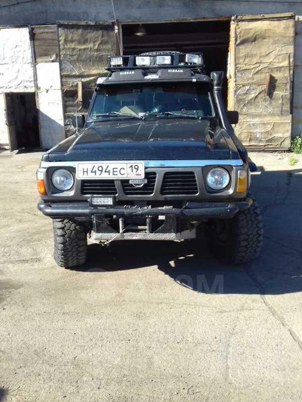 Nissan Patrol, 1996 год, 750 000 руб.