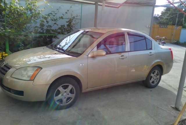 Chery Fora A21, 2007 год, 180 000 руб.