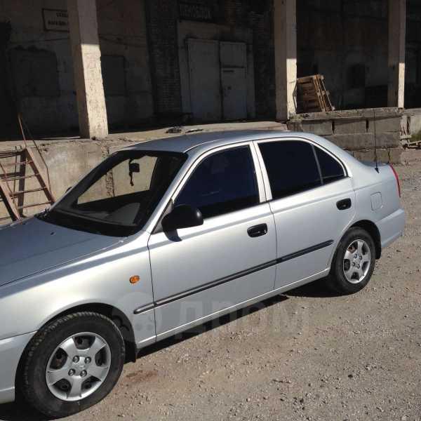 Hyundai Accent, 2008 год, 230 000 руб.