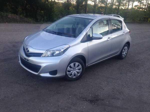Toyota Vitz, 2011 год, 399 999 руб.