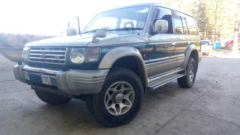 Mitsubishi Pajero, 1996 год, 290 000 руб.