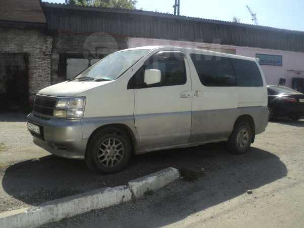 Nissan Elgrand, 1997 год, 330 000 руб.