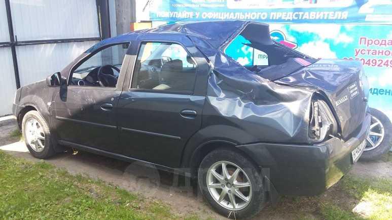 Renault Logan, 2007 год, 50 000 руб.