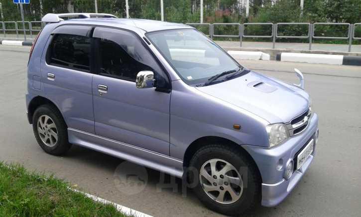 Daihatsu Terios Kid, 2004 год, 420 000 руб.