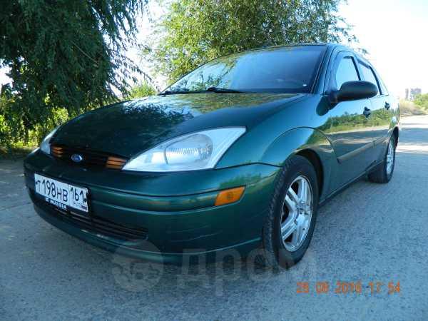Ford Focus, 2001 год, 187 000 руб.
