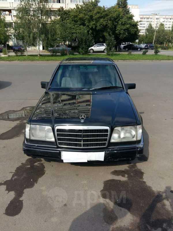 Mercedes-Benz E-Class, 1989 год, 80 000 руб.