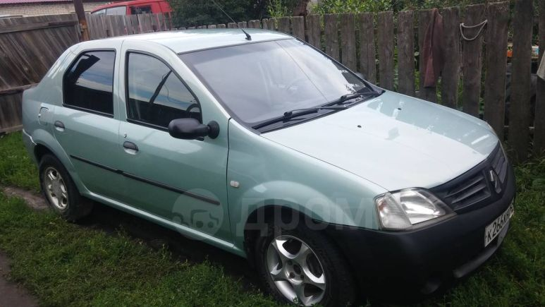 Renault Logan, 2006 год, 157 000 руб.