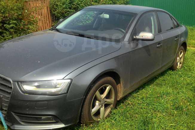 Audi A4, 2012 год, 915 121 руб.