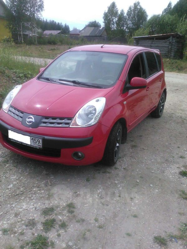 Nissan Note, 2006 год, 270 000 руб.
