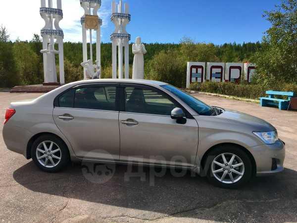 Toyota Corolla Axio, 2013 год, 750 000 руб.