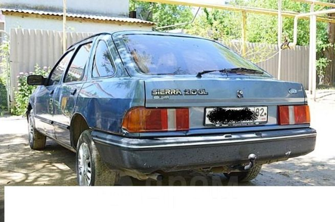 Ford Sierra, 1986 год, 35 000 руб.