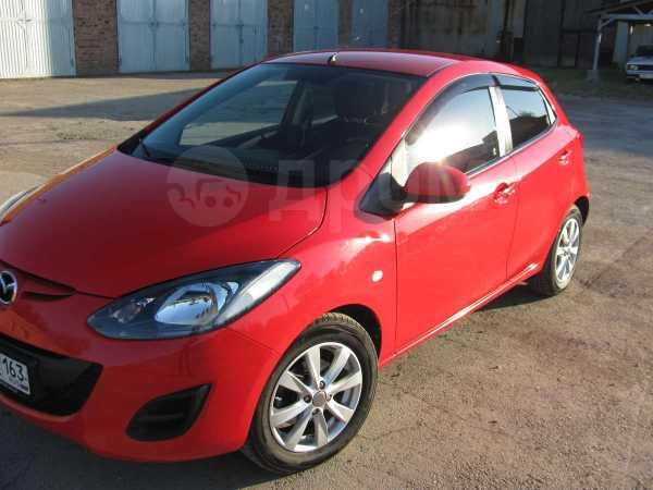 Mazda Mazda2, 2011 год, 410 000 руб.