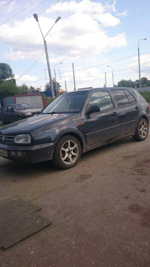 Volkswagen Golf, 1993 год, 120 000 руб.