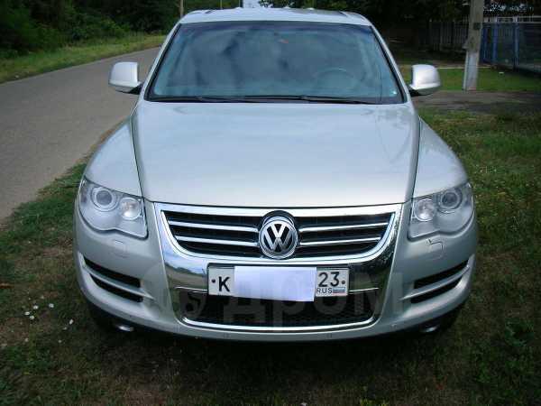 Volkswagen Touareg, 2008 год, 1 000 050 руб.